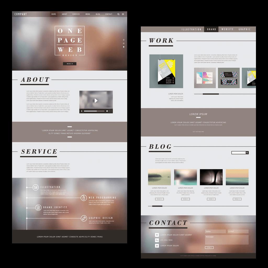 Webdesign Berlin Wordpress Theme
